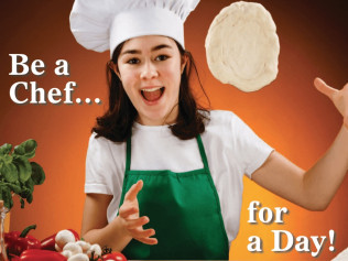 Be a Chef For a Day